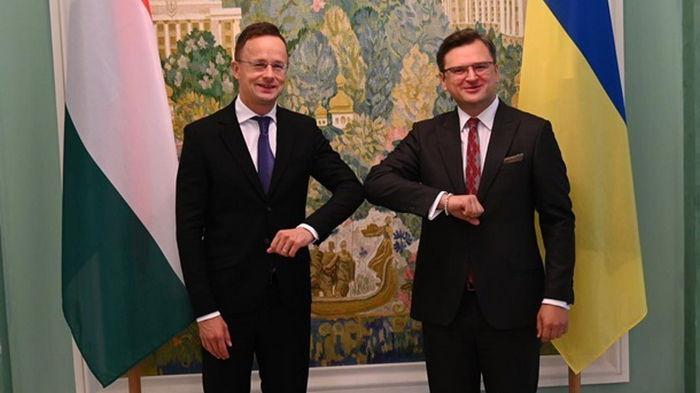 Украина и Венгрия готовят новое примирение