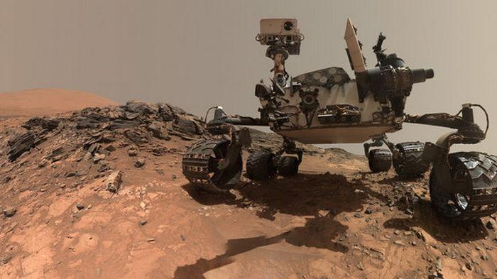 Curiosity работает на Марсе уже 3000 местных суток. Посмотрите, что с его колесами – фото