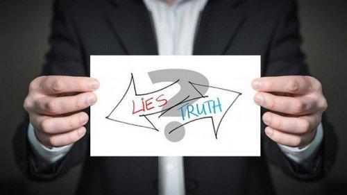 Как ведет себя лжец – исследование ученых