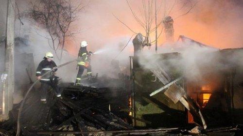 В ГСЧС назвали число пожаров с начала года