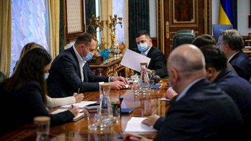 Зеленскому представили план по снижению тарифов