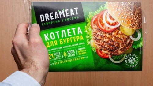 Крупный кондитер Украины начал производство искусственного мяса