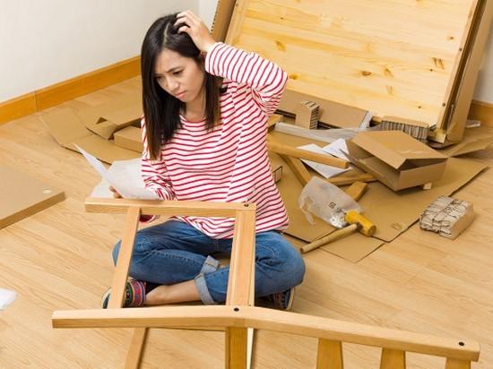 Как самостоятельно сделать мебель?