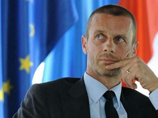 Президент УЕФА: Финал Лиги Чемпионов в Киеве пройдет успешно