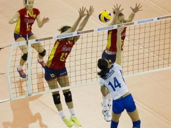 Женская сборная Украины по волейболу вышла на Евро-2017