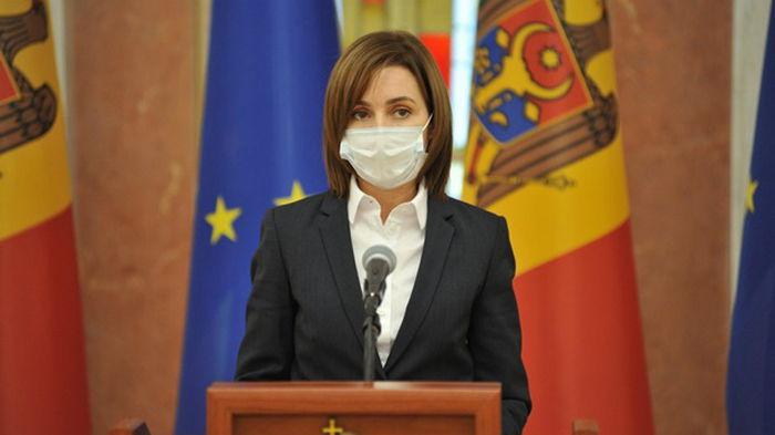Санду предложила создать круг доверия Румыния-Молдова-Украина