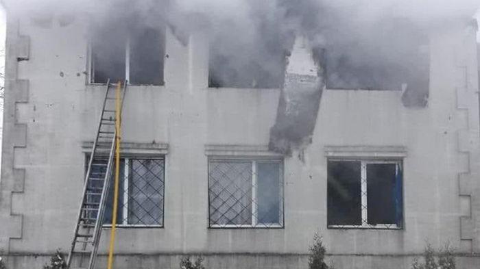 Пожар в доме престарелых в Харькове: 15 жертв