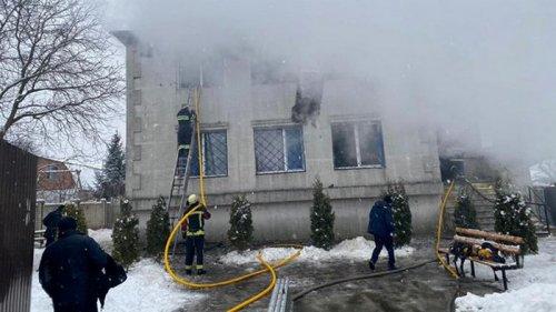 Пожар в Харькове: в Украине пройдут проверки