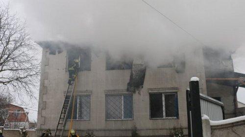 Пожар в Харькове. Венедиктова назвала три версии трагедии в пансионате для престарелых
