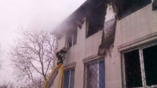 В Харькове сообщили о состоянии выживших в пожаре: владелицу дома такж...