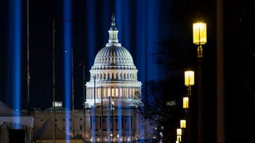 Завтра – необычная инаугурация Байдена. Посмотрите, что сделали с центром Вашингтона: фото