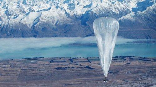 Google передумала раздавать интернет с воздушных шаров: проект Loon закрывается