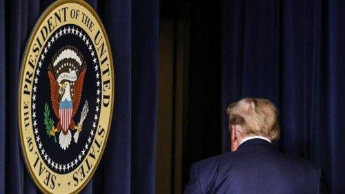 Трамп покинет Вашингтон с ядерным чемоданом