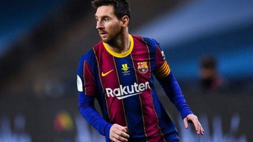 Месси узнал срок дисквалификации за красную карточку в финале Суперкубка Испании