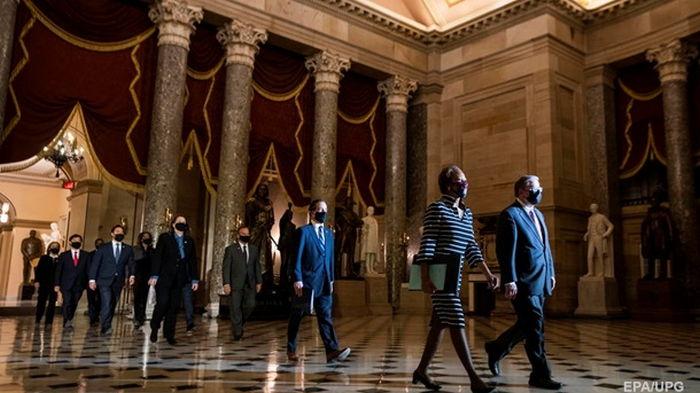 В Сенат передана резолюция об импичменте Трампа