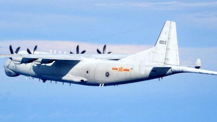 Крупное вторжение военных самолетов. Китай повышает напряженность в отношениях с Тайванем