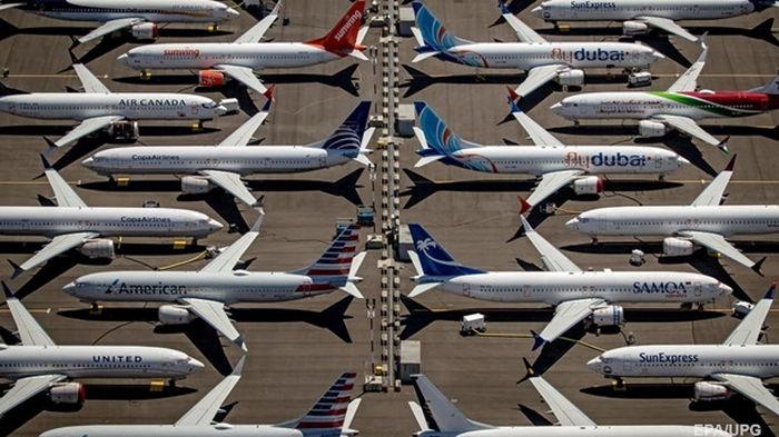 Boeing начнет выпуск самолетов на биотопливе