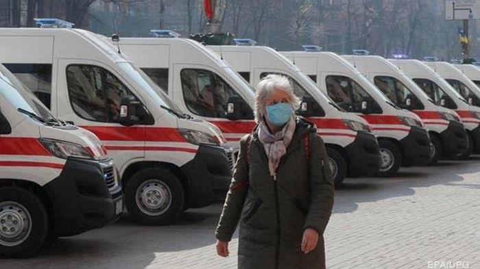 В Киеве от COVID вылечили почти половину пациентов