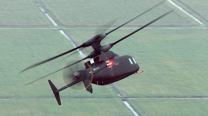 В США представили концепт боевого вертолета (видео)