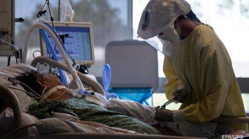 В США зафиксировано 25 миллионов случаев COVID-19
