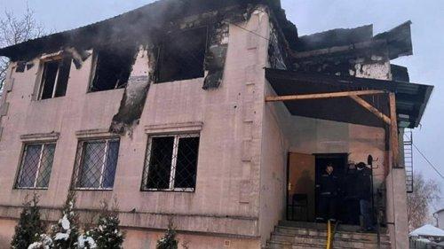 В Харькове начались аресты по делу о пожаре