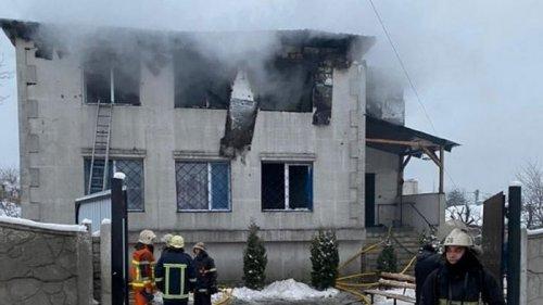 Пожар в доме престарелых в Харькове: количество жертв увеличилось
