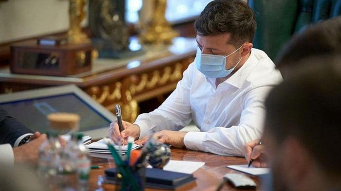 Зеленский подписал указ о развитии рынка соцуслуг