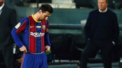 ФК Барселона на грани банкротства: долги больше 1 млрд евро, Месси не платят зарплату