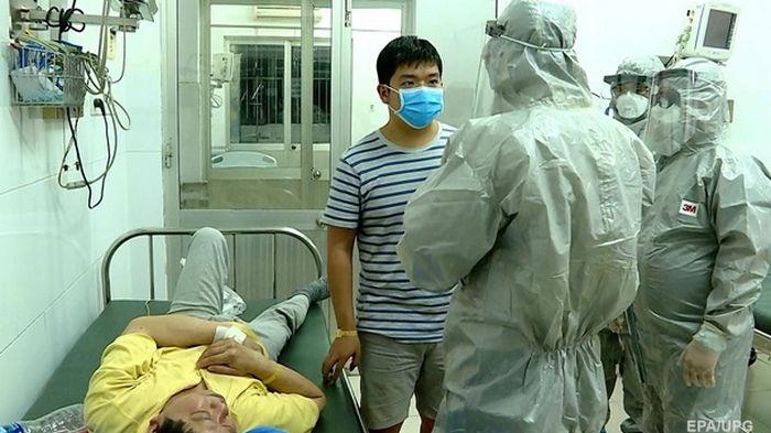 В Японии выявили очаг британского коронавируса