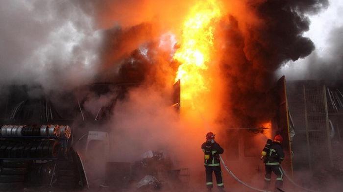 Рада резко увеличила штрафы за нарушение пожарной безопасности