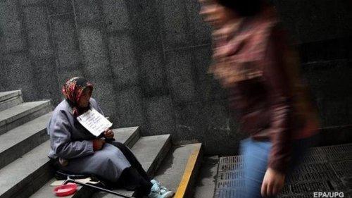 В Украине 19 млн бедняков - вице-спикер Рады
