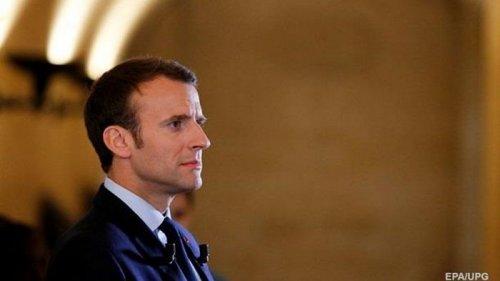 Посол Франции анонсировал визит Макрона в Украину