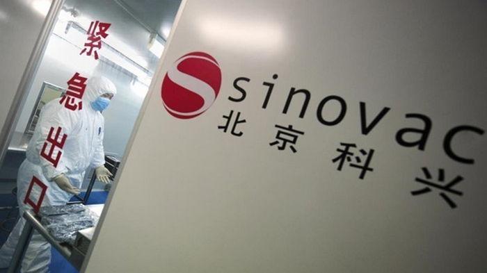 Вакцина Sinovac получила одобрение в Китае
