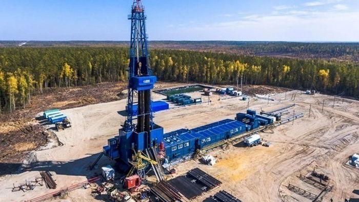 Нафтогаз подсчитал уровень добычи газа: снова упал