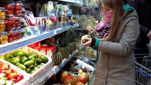 Цены на еду в мире достигли почти семилетнего максимума
