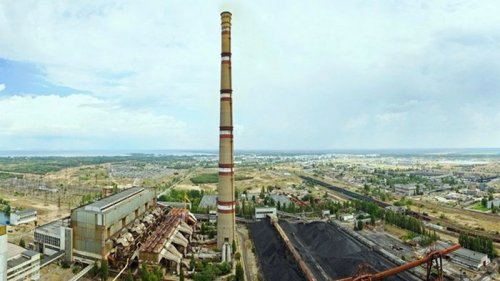 В ДТЭК назвали причину отключения Запорожской ТЭС
