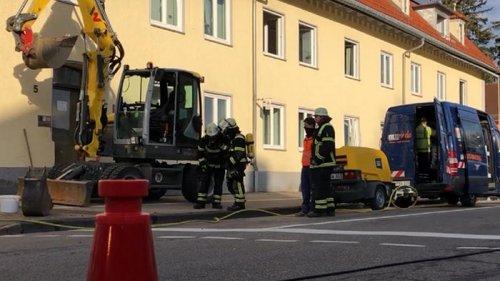 В офисе Красного Креста в Германии прогремел взрыв (видео)