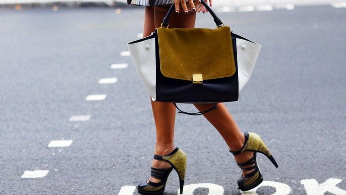 Главная изюминка стильного образа — правильное сочетание обуви и сумки