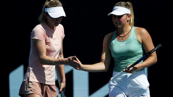 Костюк завершила свои выступления на Australian Open