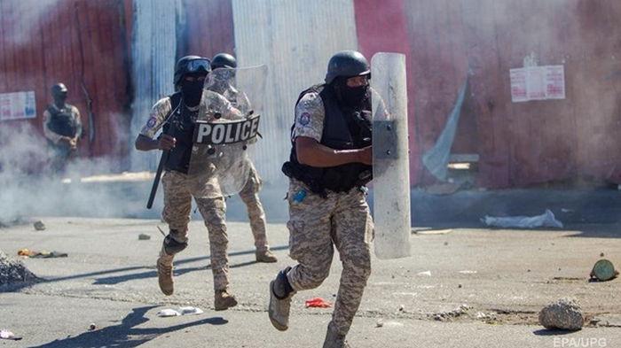 На Гаити провалилась попытка переворота