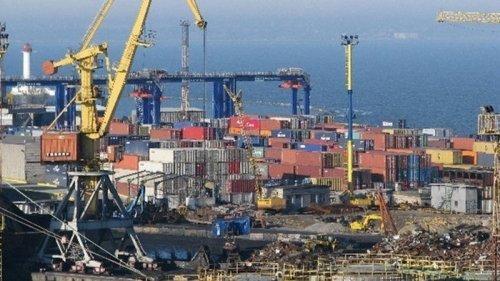 Украинский экспорт сократился в начале года, импорт - вырос