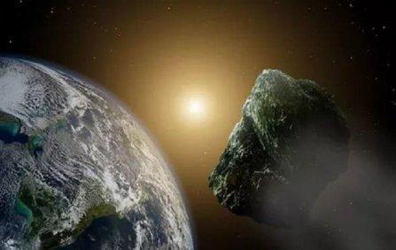 К Земле с огромной скоростью несется 32-метровый астероид