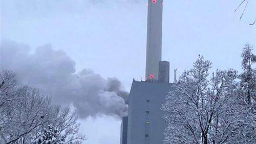 В Нюрнберге объявили состояние катастрофы из-за пожара на электростанц...
