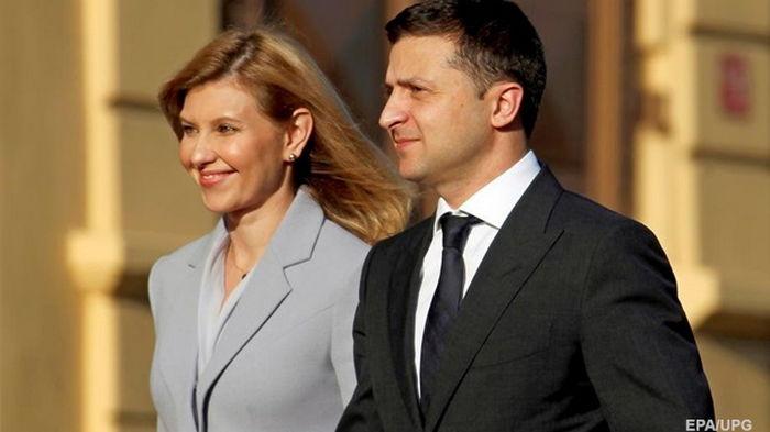 Зеленский с женой 14 февраля летят в ОАЭ с визитом