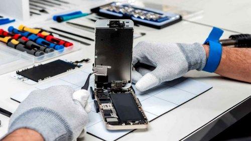 Где выполнить качественный ремонт iРhone 5s