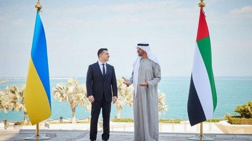 Украина и ОАЭ увеличат товарооборот