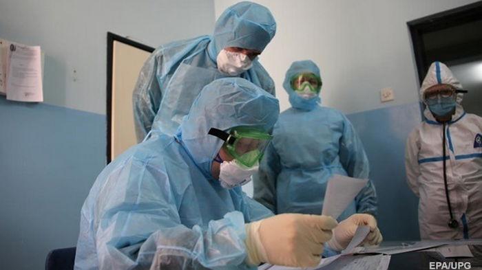 В Украине более 6 тысяч случаев коронавируса