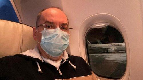 Степанов улетел в Индию договариваться о вакцине