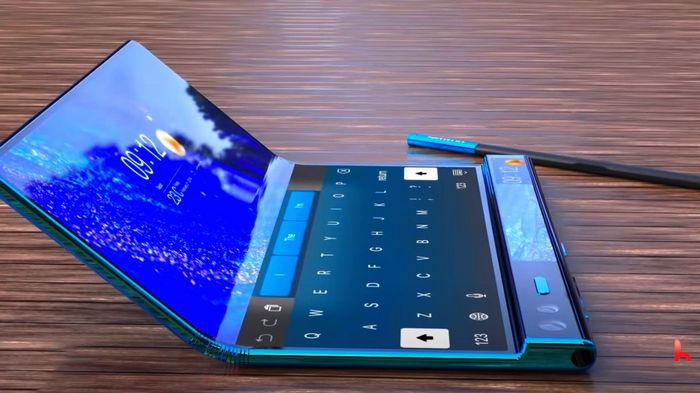 Huawei представила раскладной смартфон Mate X2 (видео)