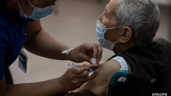 В Монголии началась вакцинация от коронавируса